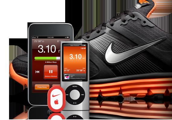 Nike+ Hardware